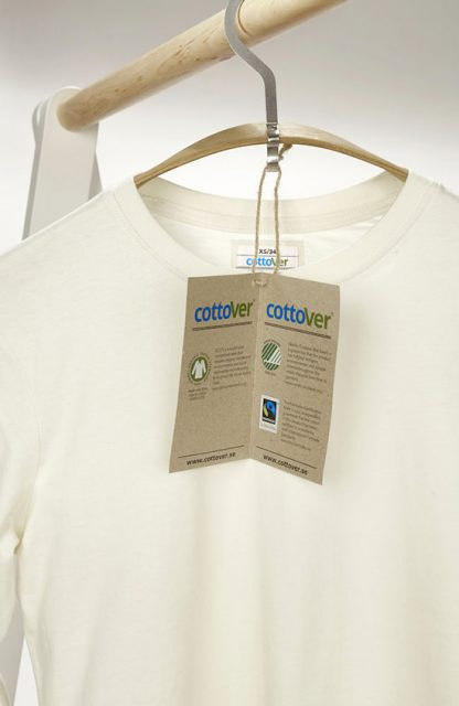 Reilun Kaupan T-paita Cottover Ladies 20
