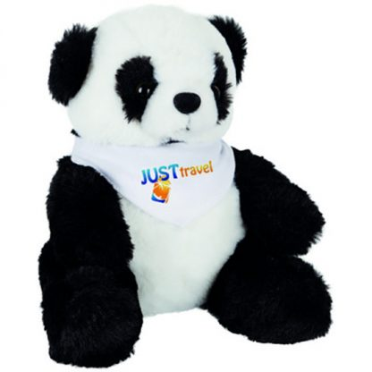 Pehmolelu Panda 1